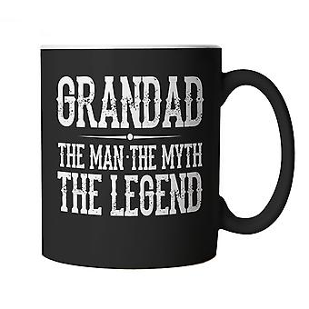 Vovô, o homem, o mito, a lenda, caneca