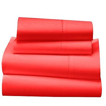1000 Thread Count- 100% Egyptian Cotton Bed Sheet Set (solid Color)