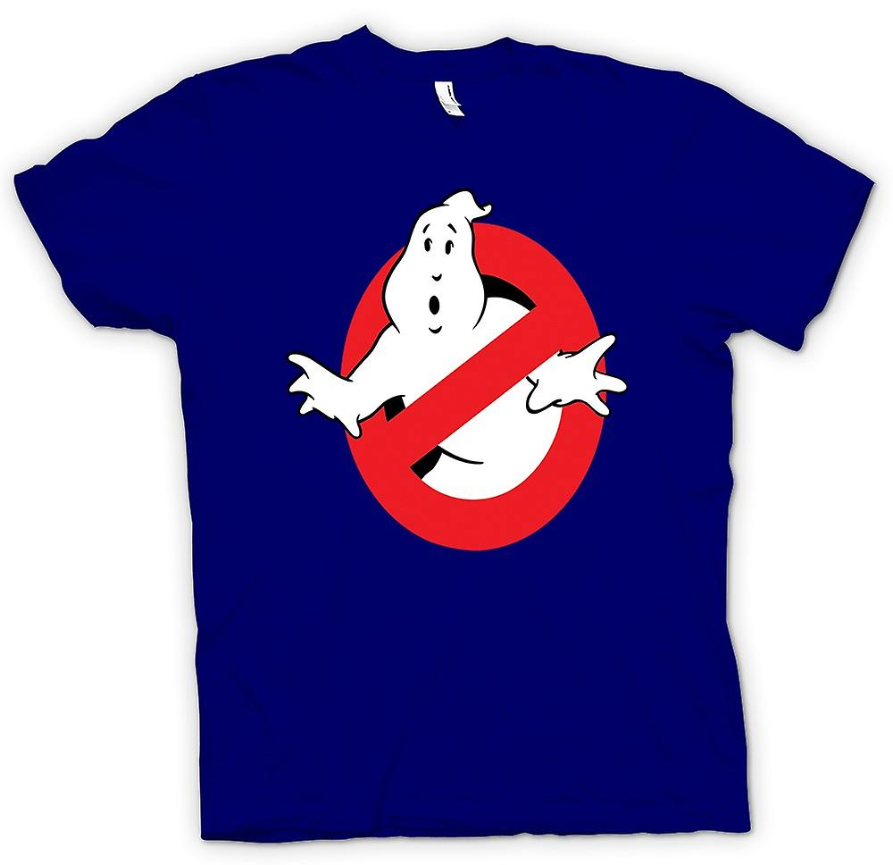 Mens T-shirt - Ghostbusters Logo