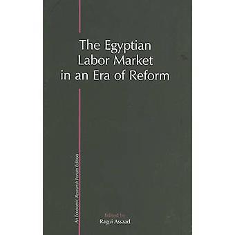 Le marché du travail égyptien par Ragui Assaad - livre 9789774247125