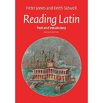 Latino - testo e vocabolario di Peter V. Jones - Keith C. Sidwe di lettura