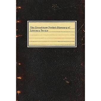 Le glossaire Broadview poche littéraire de Broadview Press-