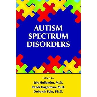 Autism Spectrum Disorders by Eric Hollander - 9781615370528 Book
