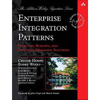 Enterprise Integration mönster - utforma - bygga - och distribuera