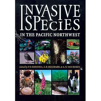 Espécies invasoras no noroeste do Pacífico