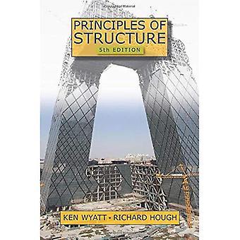 Principi della struttura, quinta edizione