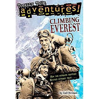 Kiipeily Everest: Täysin totta seikkailuja (jalalla kivi Book(tm)) (Stepping Stone kirja)