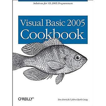 Visual Basic 2005 Cookbook (Cookbooks (O'Reilly))