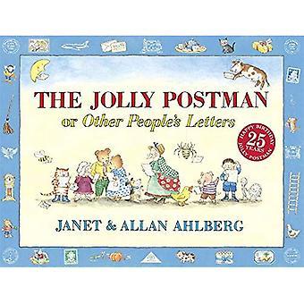 Jolly postinkantaja tai muiden ihmisten kirjaimia (Viking Kestrel kuvakirjat)