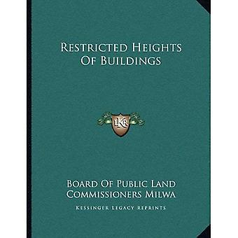 Restricted Heights of Buildings