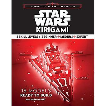 Star Wars Kirigami (Journey to Star Wars: the Last Jedi)