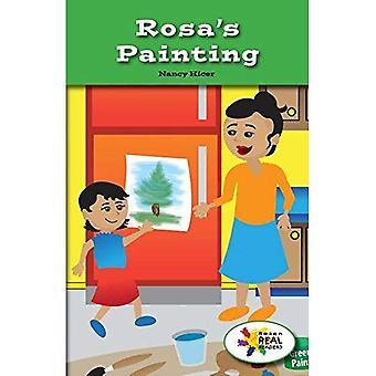 Peinture de Rosa (lecteurs de Rosen Real: tige et Collection de vapeur)