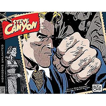 Steve Canyon Volume 1:1947-1948