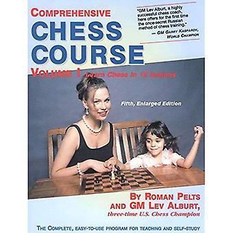 Omfattande schack kurs: Lär dig schack i 12 lektioner