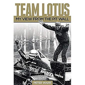 Team Lotus: My View from the Pit Wall