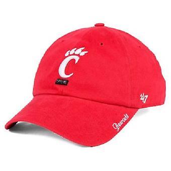 Cincinnati Bearcats NCAA 47 Brand Shine On Adjustable Hat