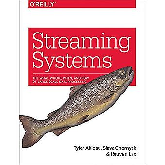 Streaming Systems: The What, Where, When, and How� of Large-Scale Data Processing