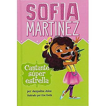 Cantante Super Estrella (Sofia Martinez de Espanol)
