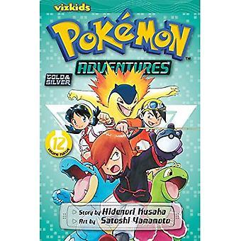 Pokémon Abenteuer, Band 12 (Pokemon Adventures