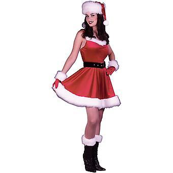 Dazzling Santa Adult Costume