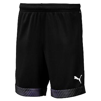 PUMA CUP s Jr kids of shorts black & white