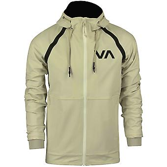 RVCA Mens VA Sport Grappler Jacket - Silver Bleach