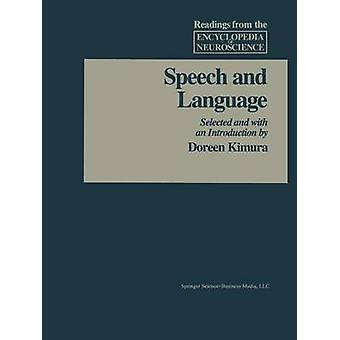 Speech and Language by Adelman