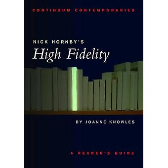 Nick Hornbys High Fidelity by Knowles & Joanne