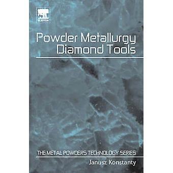Pulvermetallurgi diamantverktyg av Konstanty & Janusz