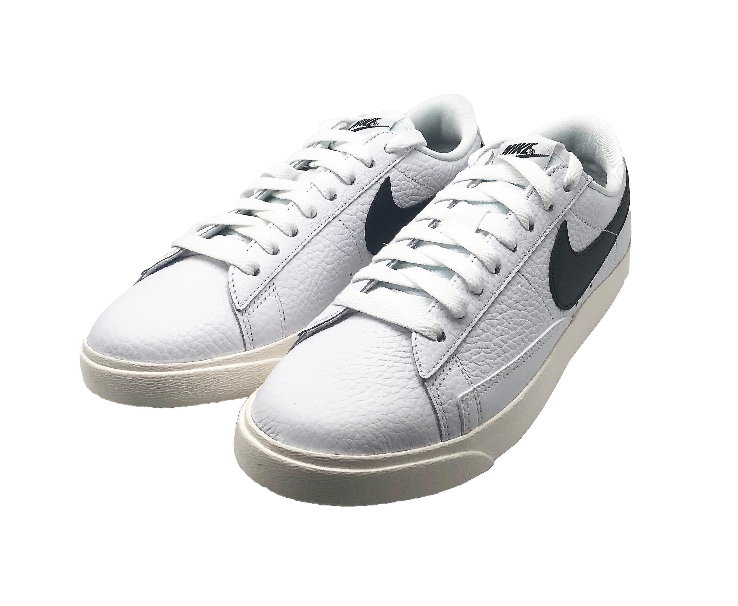 Nike Blazer Low PRM 454471 104 Womens Trainers