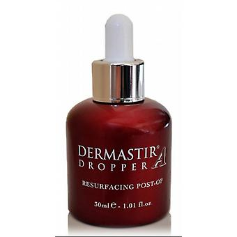 Dermastir Dropper Resurfacing Post-op