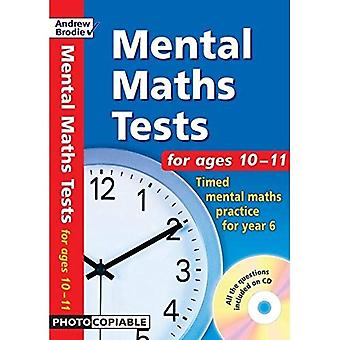 Mental Maths Tests: For Ages 10-11 (Mental Maths Tests)