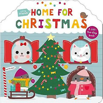 Little Friends - Home for Christmas by Roger Priddy - 9780312521448 Bo