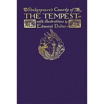 The Tempest by William Shakespeare - Edmund Dulac - 9781606600320 Book