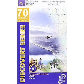 Kerry (5th Revised edition) by Ordnance Survey Ireland - 978190885231