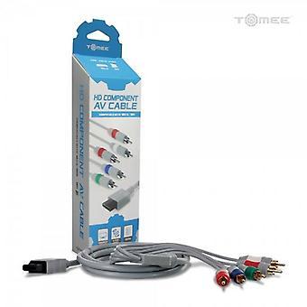 任天堂 wii U/i 组件-Av 电缆