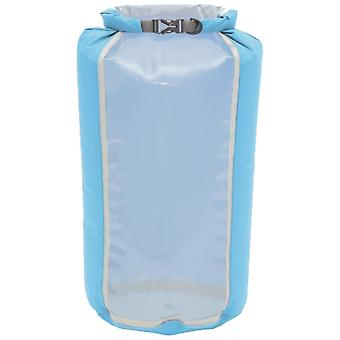 Exped Cyan Fold Drybag Clear Sight 40L