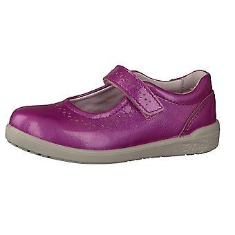 Ricosta 女の子レリア靴フルーツ ピンク特許