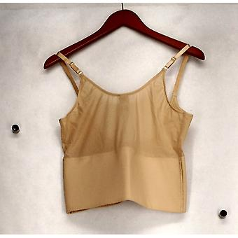 Niki Bridges slanke een Tummy Buster shaper naakt beige Womens
