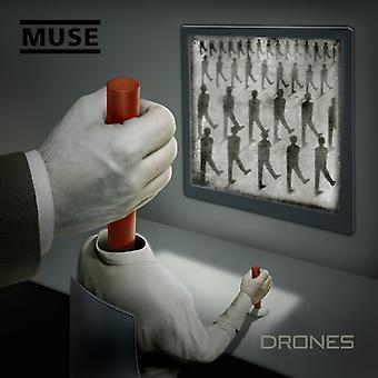 Muse - drönare [CD] USA import
