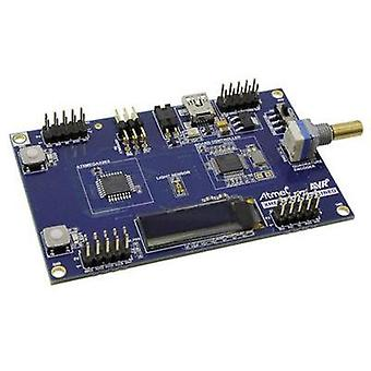 PCB design board Microchip Technology ATXMEGAE5-XPLD