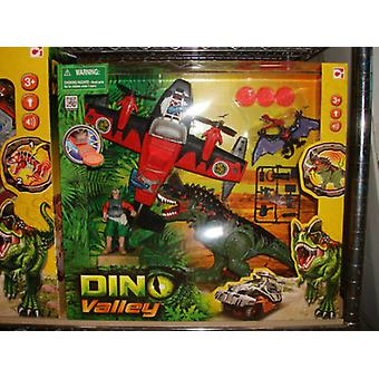 Chap Mei Dino Valley Plane (Toys , Action Figures , Vehicles)