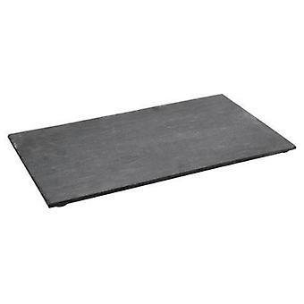 Lacor Slate tray 80x20x0.5 cm (Home , Kitchen , Kitchenware and pastries , Trays)