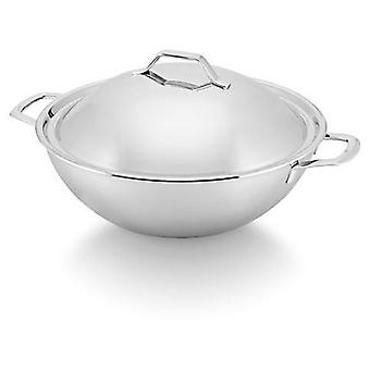 Beka Tri-Lux Wok With Lid And 2 Side Handles