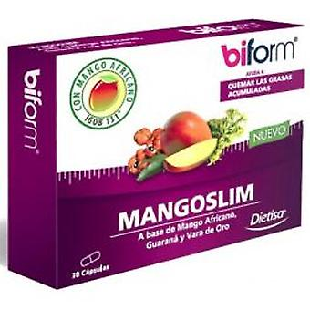Biform Mangoslim with African Mango 30 Capsules (Dieet , Supplementen)
