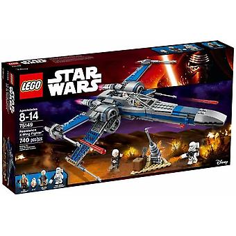 Lego 75149 Resistance X-Wing Fighter (Toys , Constructions , Vehicles)