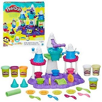 Play Doh Playdoh Ice Castle (Toys , Educative And Creative , Arts And Crafts , Dough)