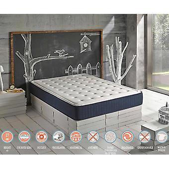 Viskoelastiske luksus hukommelse komfort madras 100 x 180