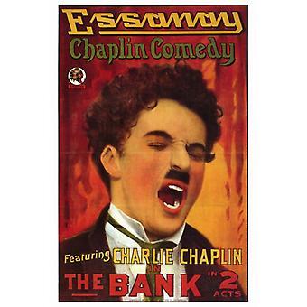 Bank film plakat Print (27 x 40)