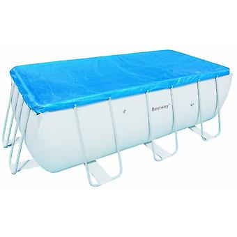 Bestway Pool Rectangular Frame Cover 404X201X100 Cm